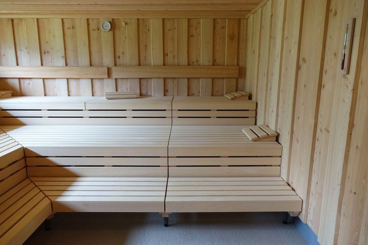 Mangler Du En Udendørs Sauna Se Med Her